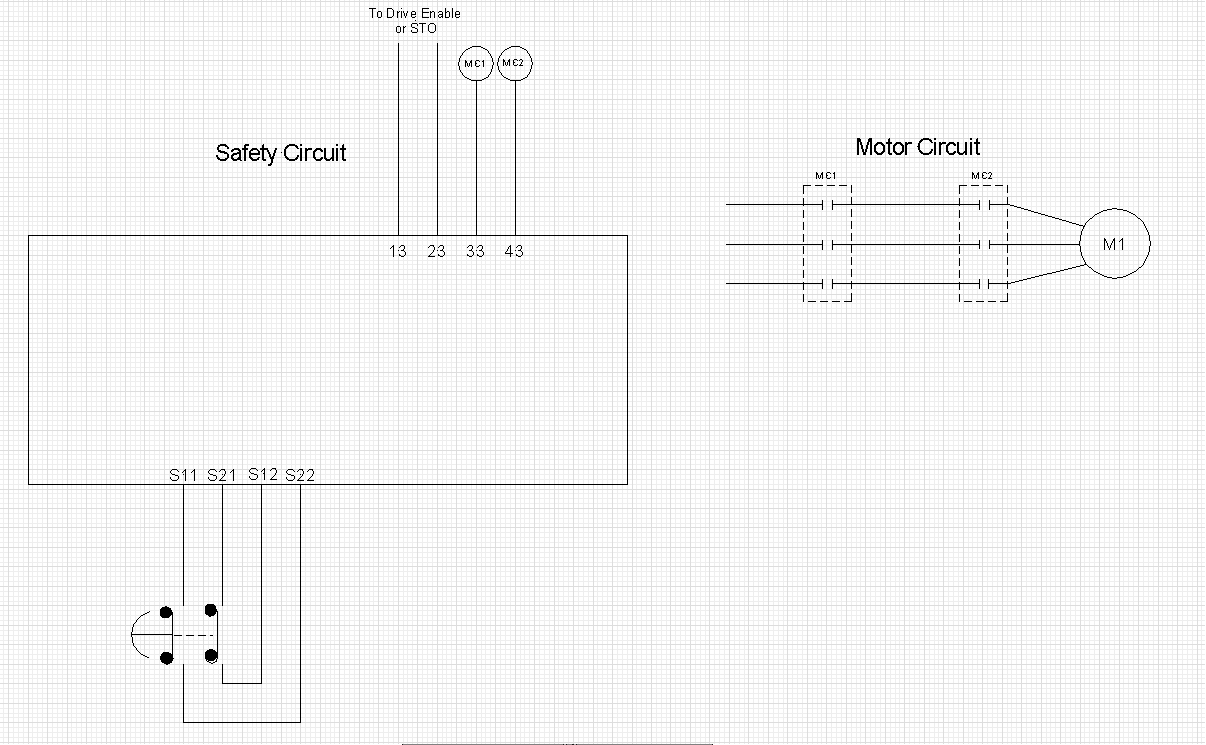 Simple Safety Relay